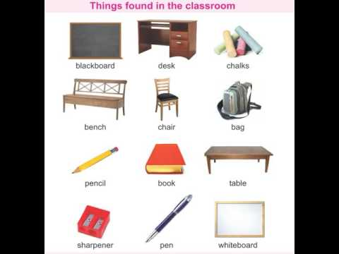 Image result for things in the classroom