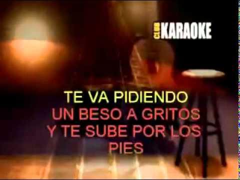 SERGIO DALMA - Bailar Pegados francisco estopa karaoke