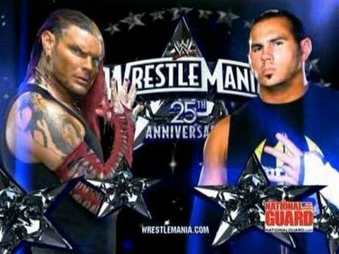 WWE 2K14 Jeff Hardy vs Matt Hardy (Wrestlemania 25) Extreme Rules Match