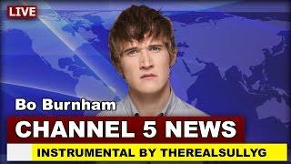 Channel 5 News: The Musical - Bo Burnham (Instrumental)