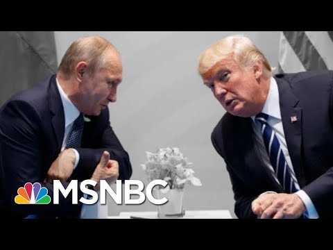 Why Did President Trump Conceal The Details Of His Meetings With Putin? | The 11th Hour | MSNBC