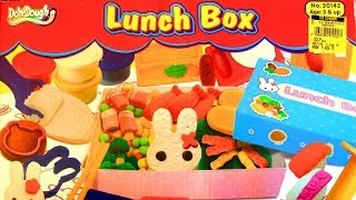 Diy Doh-dough Lunch Box Playset Play Dough Foods - Like Play-doh