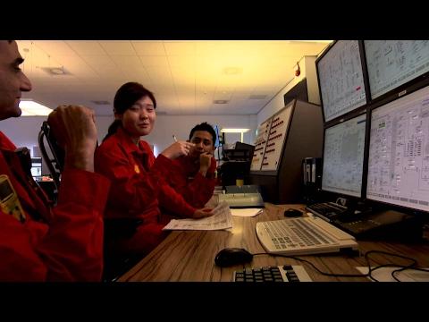 Shell's Technical Graduate Programme