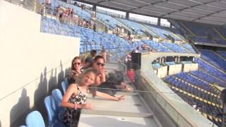 CZ7-Kudełek na Klubowych Mistrzostwa Polski -Zagłębiem Lubin Na Stadionie Ślaskim-Półfinał - ŻAPN