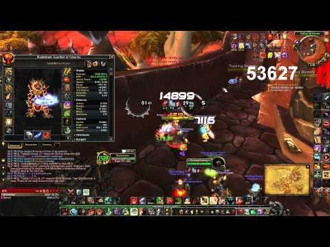 Fury Warrior DPS 4.3.4 - Bladedsteel
