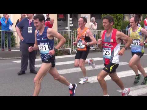 2016 06 18 france 10 km langueux juniors masters hommes ralenti
