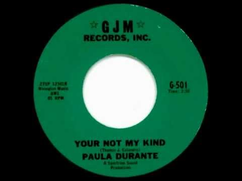 Your Not My Kind Paula Durante.wmv