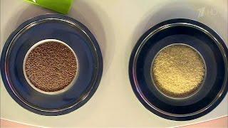 Жить здорово!  Что здоровее гречка против риса. (15.12.2015)