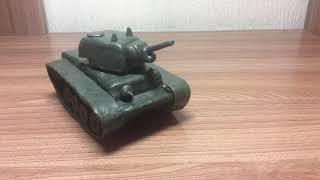 КВ-1/ Л-11 З пластиліну