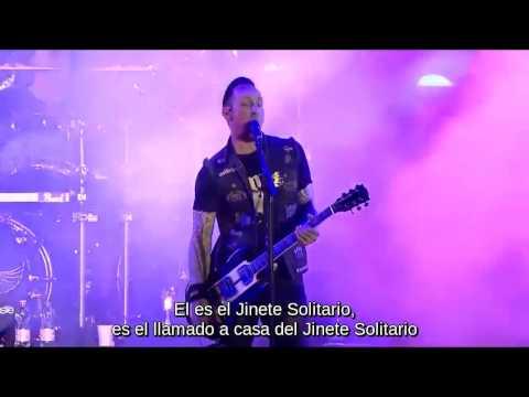 Volbeat  - Lonesome Rider (Subtitulado al español)