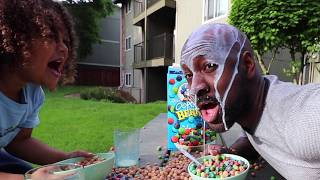 The Cereal Challenge: Oops All Berries + Reese