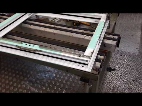 Aluminium Fabrication Video - Comar Architectural Aluminium Systems