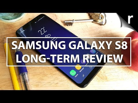 Samsung Galaxy S8 Long-Term Review: Still on top?