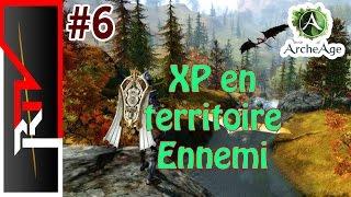 Archeage #6 - XP et quêtes en territoire ennemi - Redif 26/09