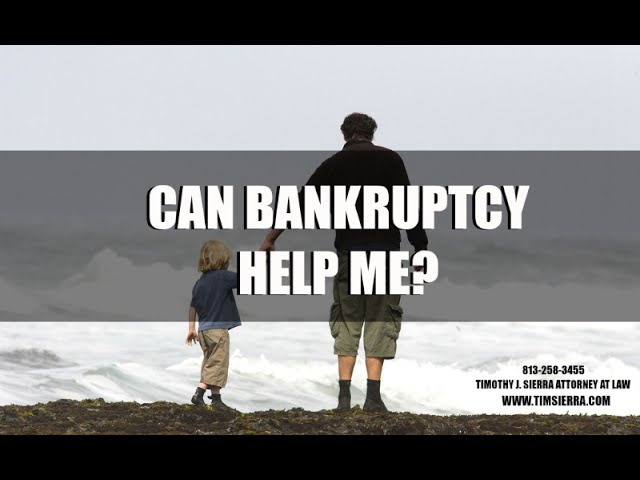 Can Bankruptcy Help Me?