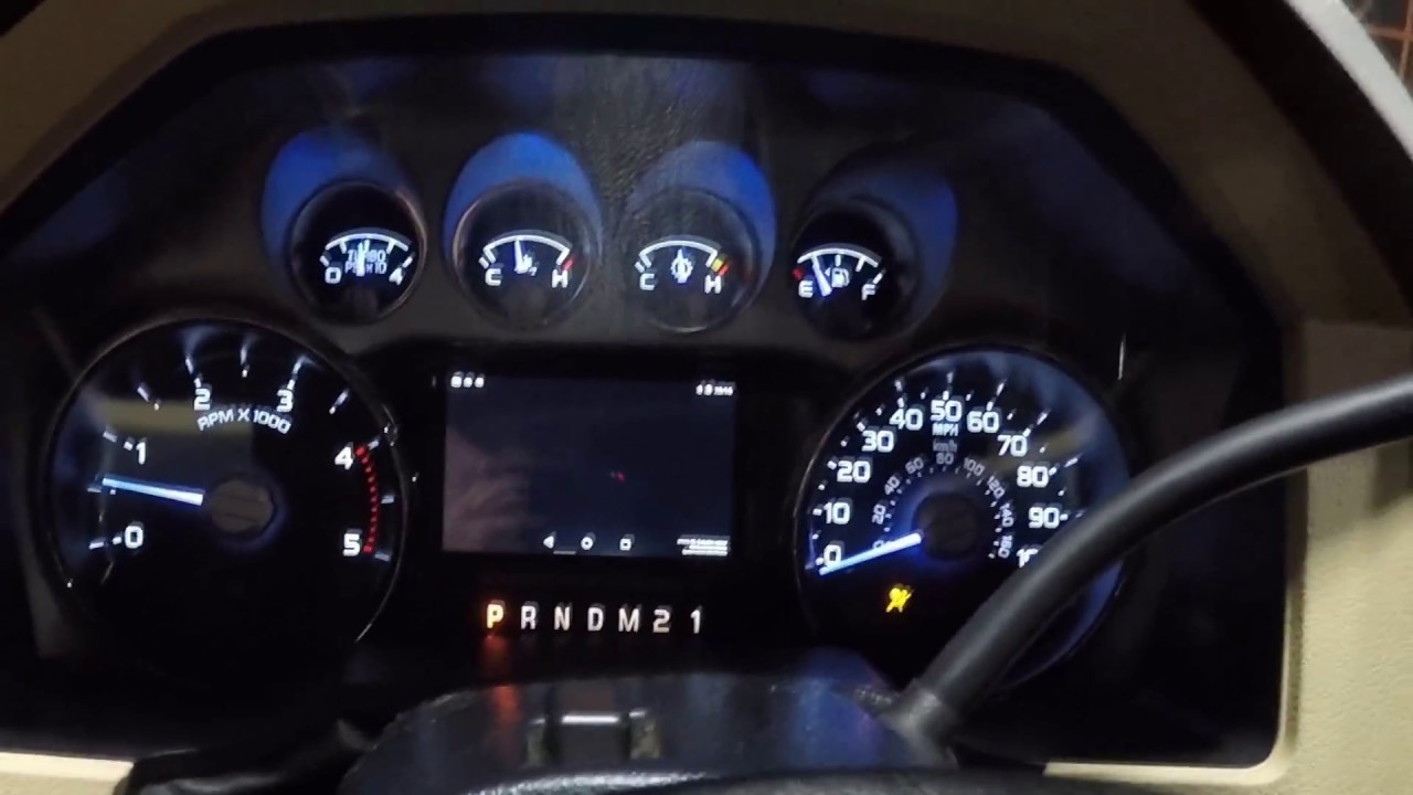 The Prototype 2011-16 Cluster Build #3 Test Drive in the 7 3