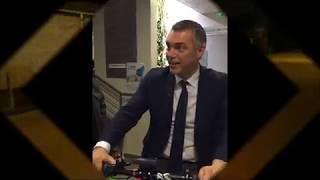 Le député Jean François CESARINI essai le STEPROLL®