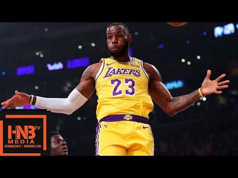 Los Angeles Lakers vs Houston Rockets 1st Qtr Highlights | 10.20.2018, NBA Season