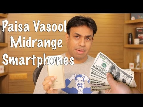 Paisa Vasool Mid Range Smartphones (Hyderabadi Hindi)