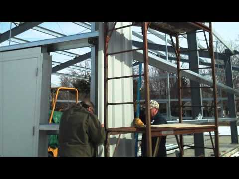 Riderz, Inc. Steel Building Construction