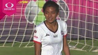Autogol de Dayan Vianey | Lobos BUAP 1 - 2 América | Liga MX Femenil - J9 | Televisa Deportes
