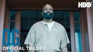 O.G. (2019) Official Trailer ft. Jeffrey Wright | HBO