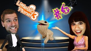LittleBigPlanet 3 Co-op -- Part 6: Presenting ODDSOCK