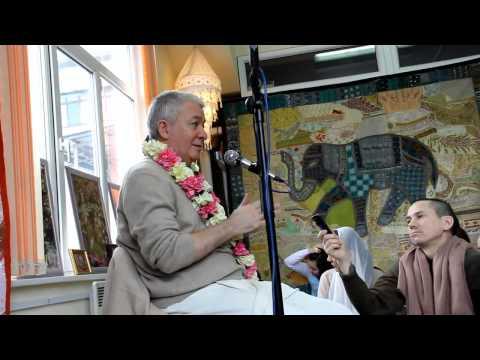 Шримад Бхагаватам 1.6.27 - Чайтанья Чандра Чаран прабху