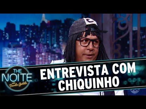The Noite (21/10/16) - Entrevista com Chiquinho