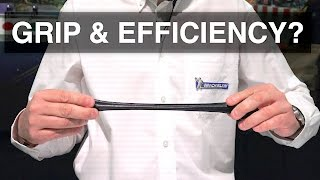 Can A Tire Have High Grip And Low Rolling Resistance?
