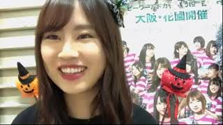 NMB48 古賀成美 石塚朱莉 井尻晏菜 川上礼奈 谷川愛梨 山尾梨奈.