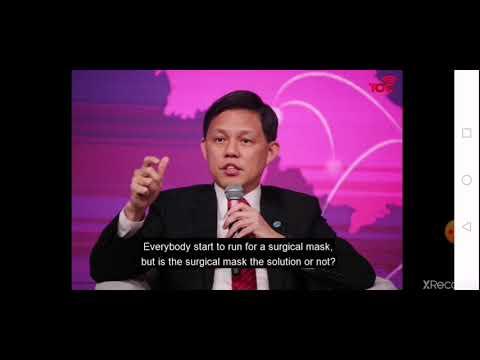 Chan Chun Sing calling Singaporeans idiots for rushing to buy rice