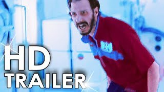 1000 DAYS IN SPACE Trailer (2018) Sci-Fi Movie HD