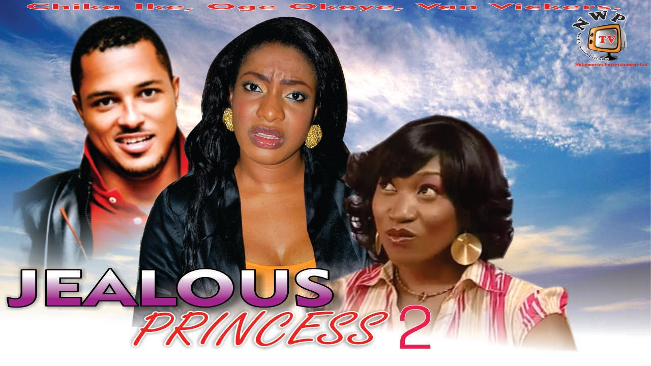 Download Jealous Princess 2 - Nigerian Nollywood  Movie