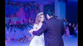 Свадебный танец Сабина & Рамиль (Музыка из фильма Королек птичка певчая)