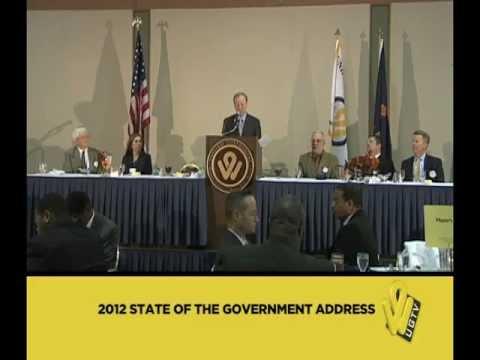2012 State of Government Address - Mayor Joe Reardon Kansas City, Kansas