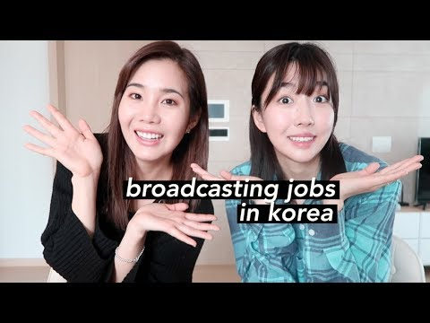 FAQ | Working At A Korean Broadcasting Station + Best Jobs For Foreigners