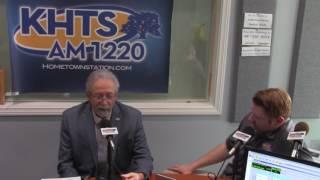 Alan Ferdman  - City Council Applicant On KHTS (Jan 9, 2017) -- Santa Clarita