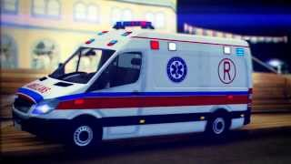 [GTA:SA] Polish Mercedes Sprinter AMBULANCE +Download