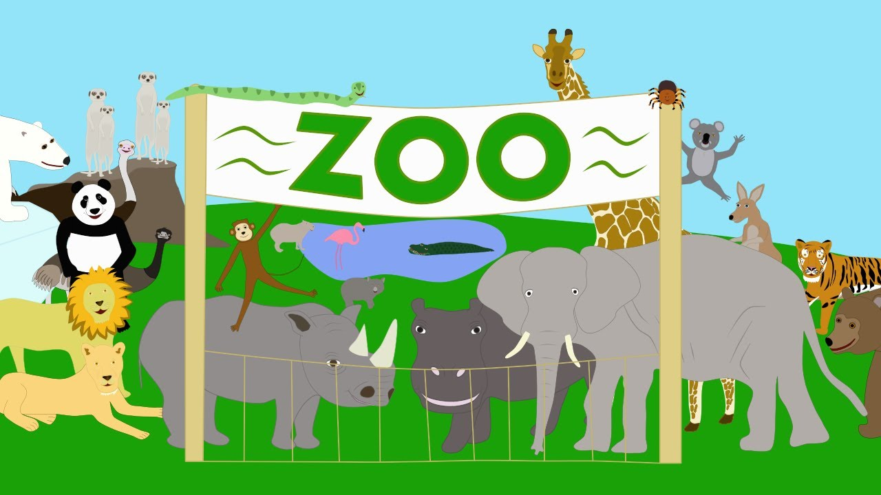 At the Zoo - YouTube