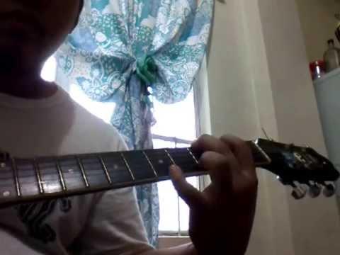 Stuck by DArren Guitar chords (Chorus and Bridge)