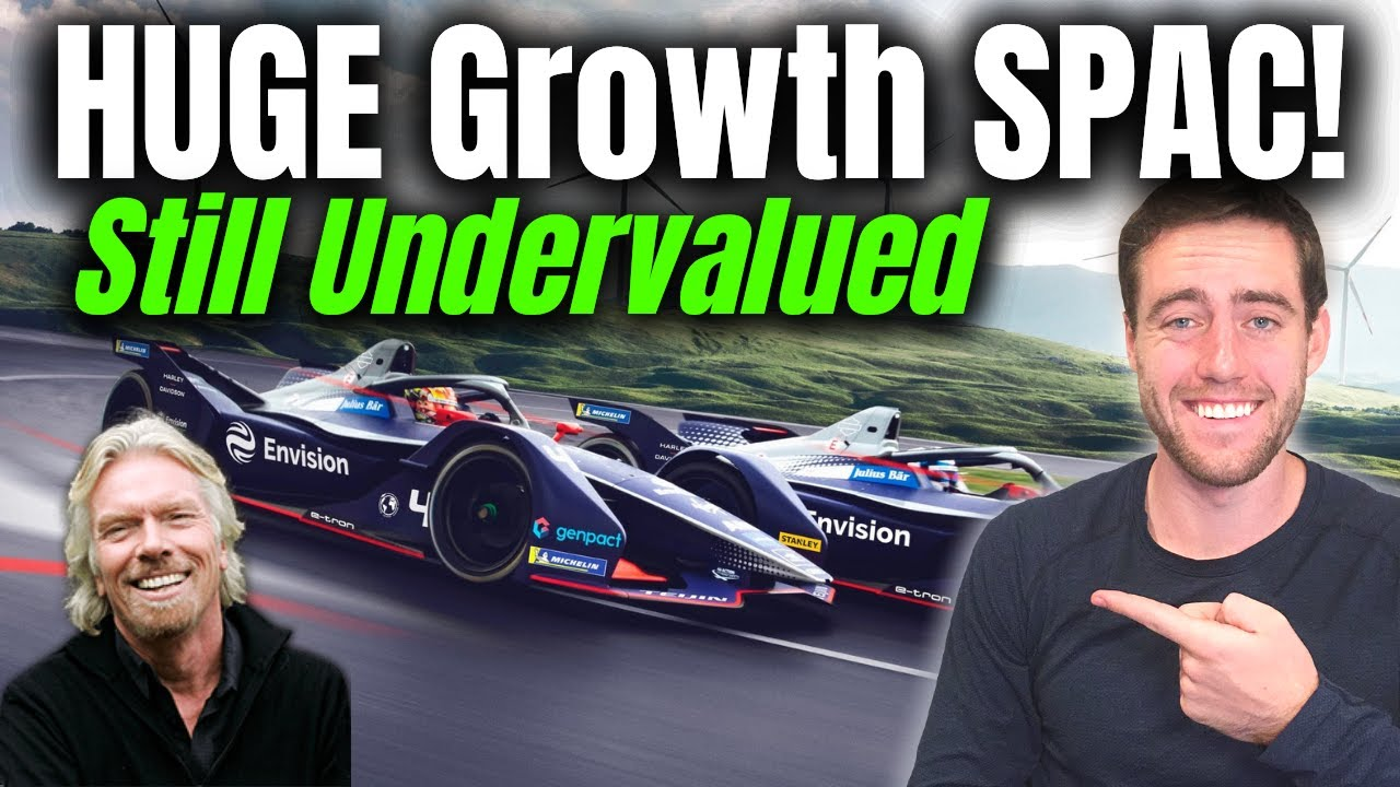 Download New SPAC Looking Into EV, Charging, And Batteries! HUGE Upside And Is Run By Richard Branson!