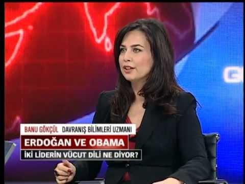 Haberturk Obama - Tayyip Erdoğan Beden Dili ve Bilinçaltı Mesajlar