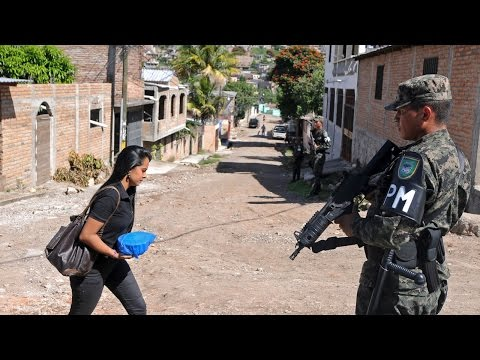 The battle between Maras gangs in Honduras - On the streets of the world's murder capital