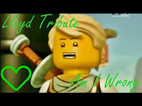 LEGO Ninjago   Lloyd Tribute   Am I Wrong ♪