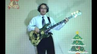 KOTOKO-sakuranbo kiss bass cover(?) さくらんぼキッスのベース 弾いて...