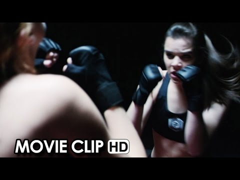 Barely Lethal Movie CLIP 'Training Exercise' (2015)