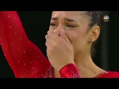 Aly Raisman - Floor Exercise - 2016 Olympics All Around