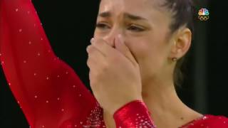 Aly Raisman - Floor Exercise - 2016 Olympics All Around thumbnail