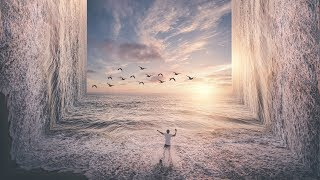 How to Create Bending Inception Effect in Photoshop - Semi URBAN Photo Manipulation Tutorial w/ PSD